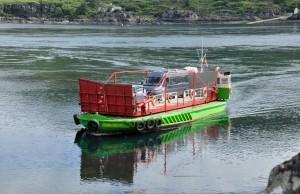 Glenelg-Skye Ferry